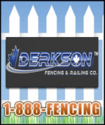 Derkson Fencing & Railing Co.